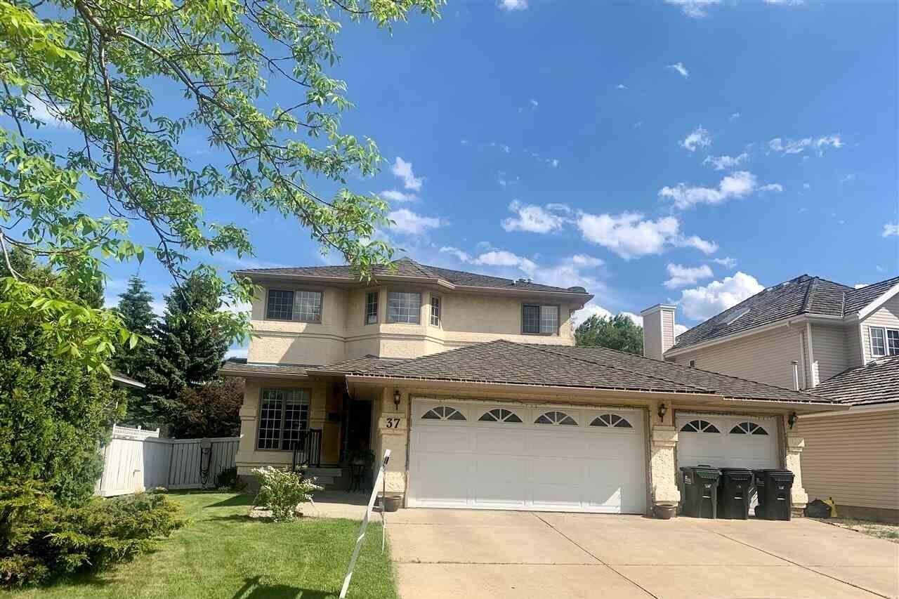 House for sale at 37 Nottingham Bv Sherwood Park Alberta - MLS: E4209323