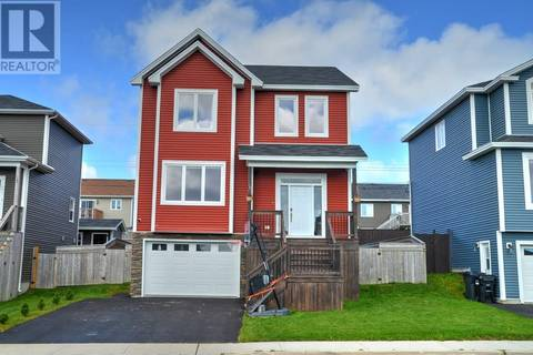 House for sale at 37 Oberon St St. John's Newfoundland - MLS: 1193348