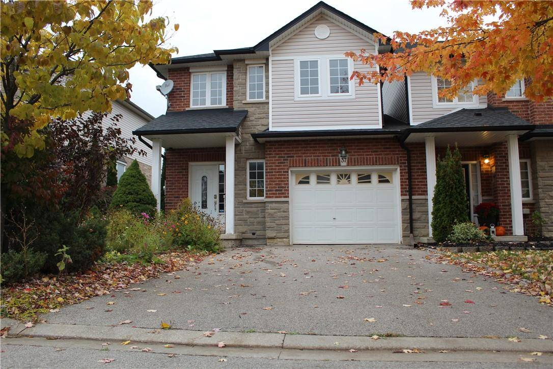 Townhouse for sale at 37 Olivia Pl Ancaster Ontario - MLS: H4068096