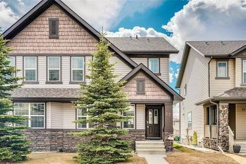 Townhouse for sale at 37 Panora Wy Northwest Calgary Alberta - MLS: C4239332