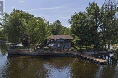House for sale at 37 Paradise Point Ln Stone Mills Ontario - MLS: K19004431