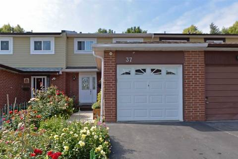 Townhouse for sale at 37 Pilkey Cres Toronto Ontario - MLS: E4554146