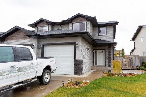 Townhouse for sale at 37 Piper Cs Blackfalds Alberta - MLS: A1038961