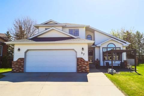 House for sale at 37 Rehwinkel Rd Nw Edmonton Alberta - MLS: E4158073
