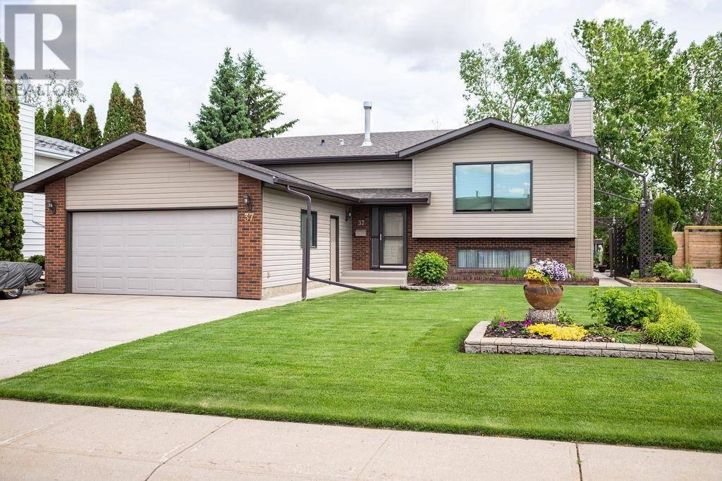 House for sale at 37 Richards Cres Red Deer Alberta - MLS: ca0177210