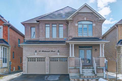 House for sale at 37 Richmead Rd Brampton Ontario - MLS: W4402762
