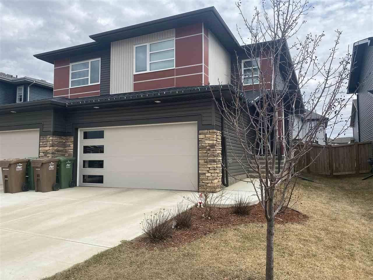Townhouse for sale at 37 Roberge Cs St. Albert Alberta - MLS: E4192070