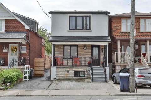 House for sale at 37 Rogers Rd Toronto Ontario - MLS: C4776051