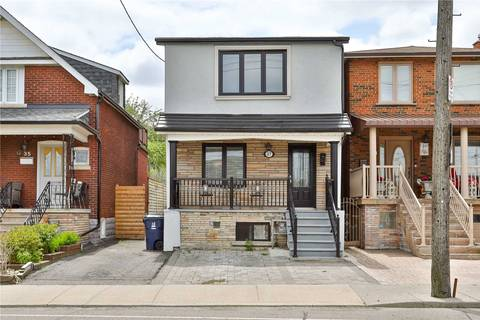 House for sale at 37 Rogers Rd Toronto Ontario - MLS: C4718600