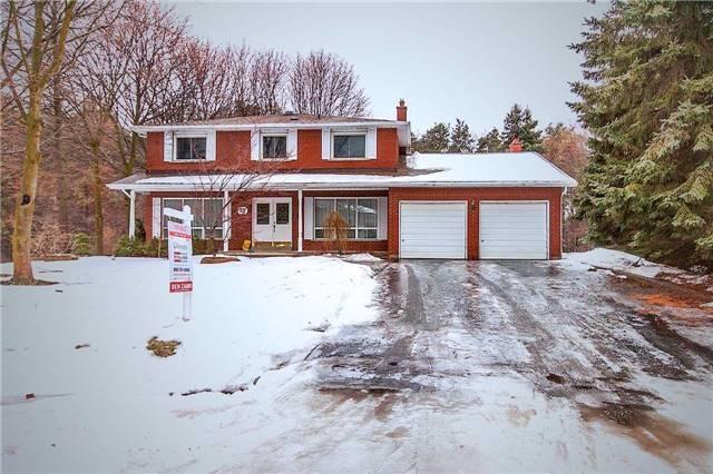 Sold: 37 Rosegarden Crescent, Richmond Hill, ON