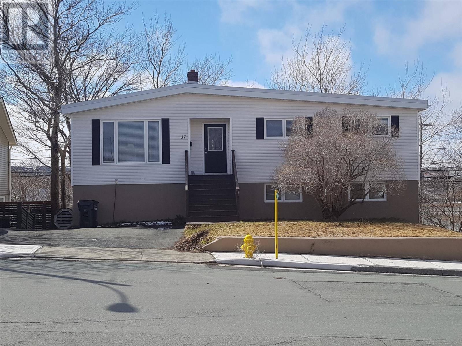 House for rent at 37 Ross Rd St. John's Newfoundland - MLS: 1211258
