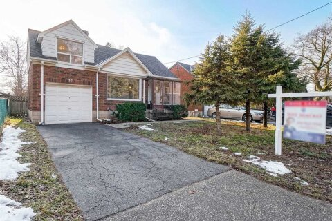 House for sale at 37 Sandcliff Rd Toronto Ontario - MLS: W5083926