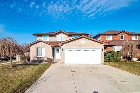 House for sale at 37 Sandy Dr Hamilton Ontario - MLS: X4712456