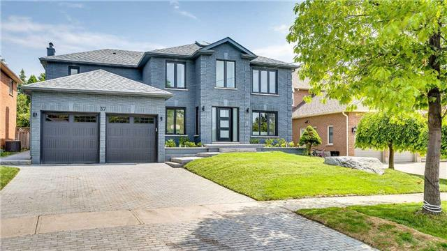For Sale: 37 Santa Barbara Place, Vaughan, ON | 5 Bed, 7 Bath House for $1,480,000. See 20 photos!