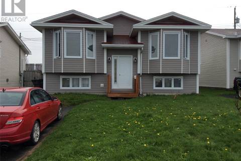 House for sale at 37 Sapphire Cres Mount Pearl Newfoundland - MLS: 1197110