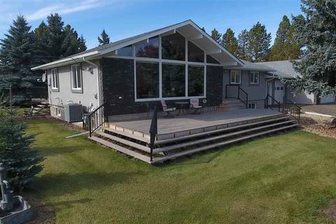 House for sale at 37 Shultz Dr Rural Sturgeon County Alberta - MLS: E4155682