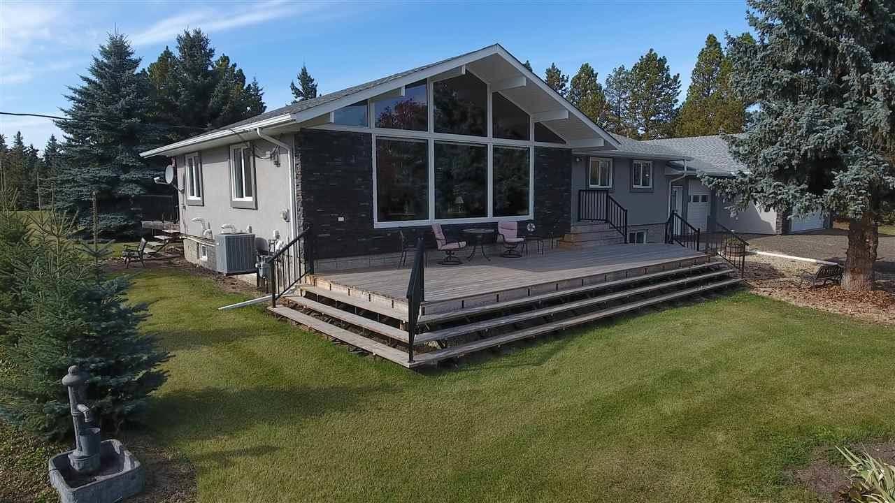 House for sale at 37 Shultz Dr Rural Sturgeon County Alberta - MLS: E4172085