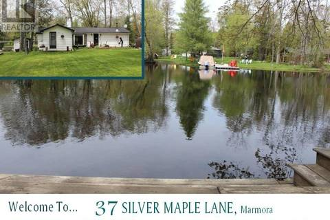 House for sale at 37 Silver Maple Ln Marmora And Lake Ontario - MLS: 197274