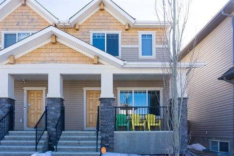 Townhouse for sale at 37 Skyview Ranch Manr Northeast Calgary Alberta - MLS: C4243286
