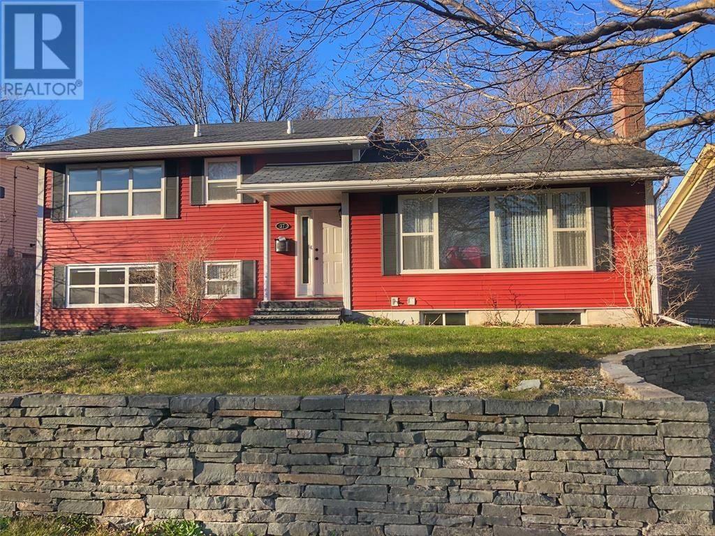 House for sale at 37 Smithville Cres St. John's Newfoundland - MLS: 1203301