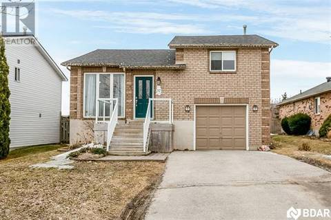 House for sale at 37 Snowy Owl Cres Barrie Ontario - MLS: 30728039
