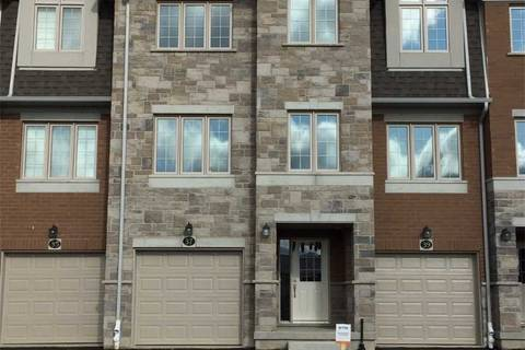 Townhouse for rent at 37 Sportsman Hill St Kitchener Ontario - MLS: X4631634