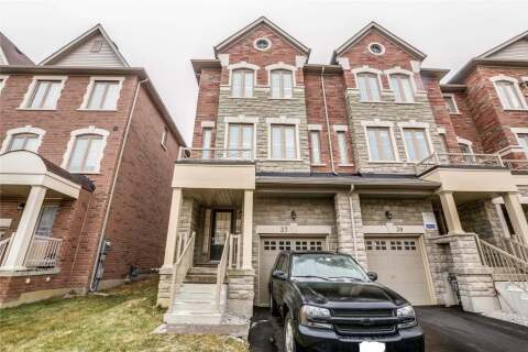 Townhouse for rent at 37 Sprucewood Rd Brampton Ontario - MLS: W4959540