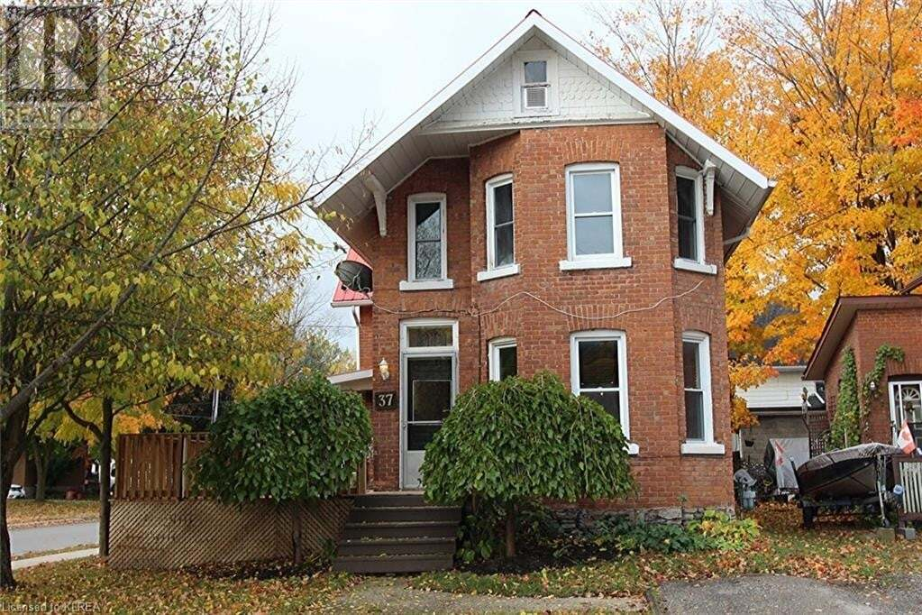 House for sale at 37 St. Lawrence St Lindsay Ontario - MLS: 40035748