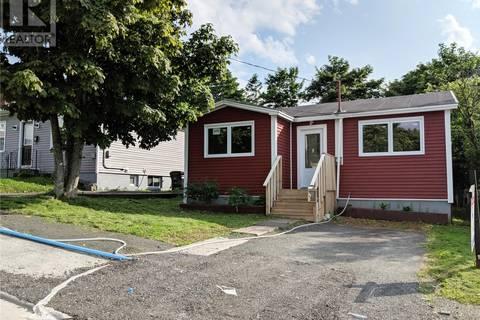 House for sale at 37 Suez St St. John's Newfoundland - MLS: 1199129