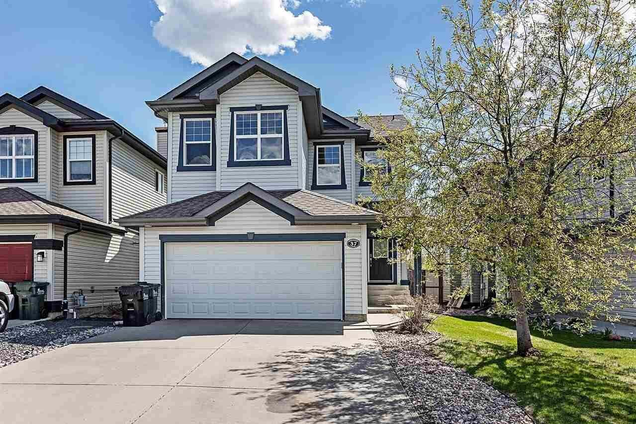 House for sale at 37 Summercourt Cl Sherwood Park Alberta - MLS: E4197535