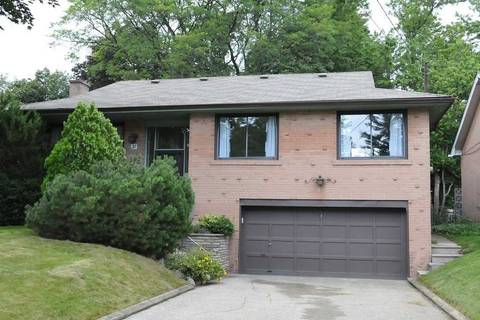 House for rent at 37 Sumner Heights Dr Toronto Ontario - MLS: C4559882