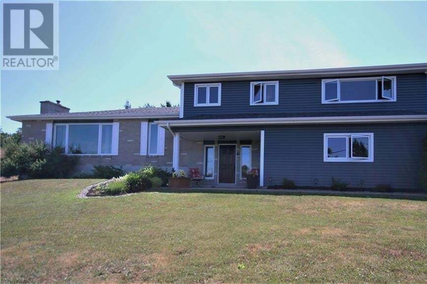 House for sale at 37 Valley View Dr Grand Bay-westfield New Brunswick - MLS: NB040703