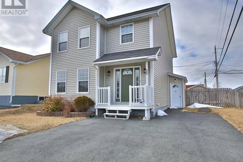 House for sale at 37 Viscount St St. John's Newfoundland - MLS: 1198240