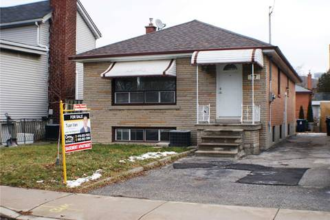House for sale at 37 Wesley St Toronto Ontario - MLS: W4329834