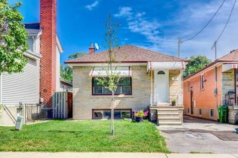 House for sale at 37 Wesley St Toronto Ontario - MLS: W4476205