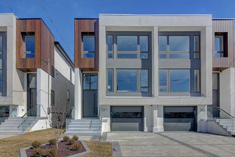 Townhouse for sale at 37 Wilmington Ave Toronto Ontario - MLS: C4729382