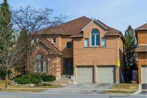 House for sale at 37 Worth Blvd Vaughan Ontario - MLS: N4406059