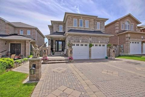 House for sale at 37 Wyman Cres Bradford West Gwillimbury Ontario - MLS: N4485260