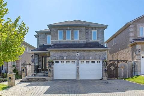 House for sale at 37 Wyman Cres Bradford West Gwillimbury Ontario - MLS: N4603452