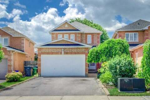 House for sale at 37 Zachary Dr Brampton Ontario - MLS: W4820514