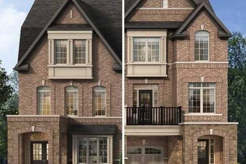 Townhouse for sale at 370 Fruitvale Circ Brampton Ontario - MLS: W4467287