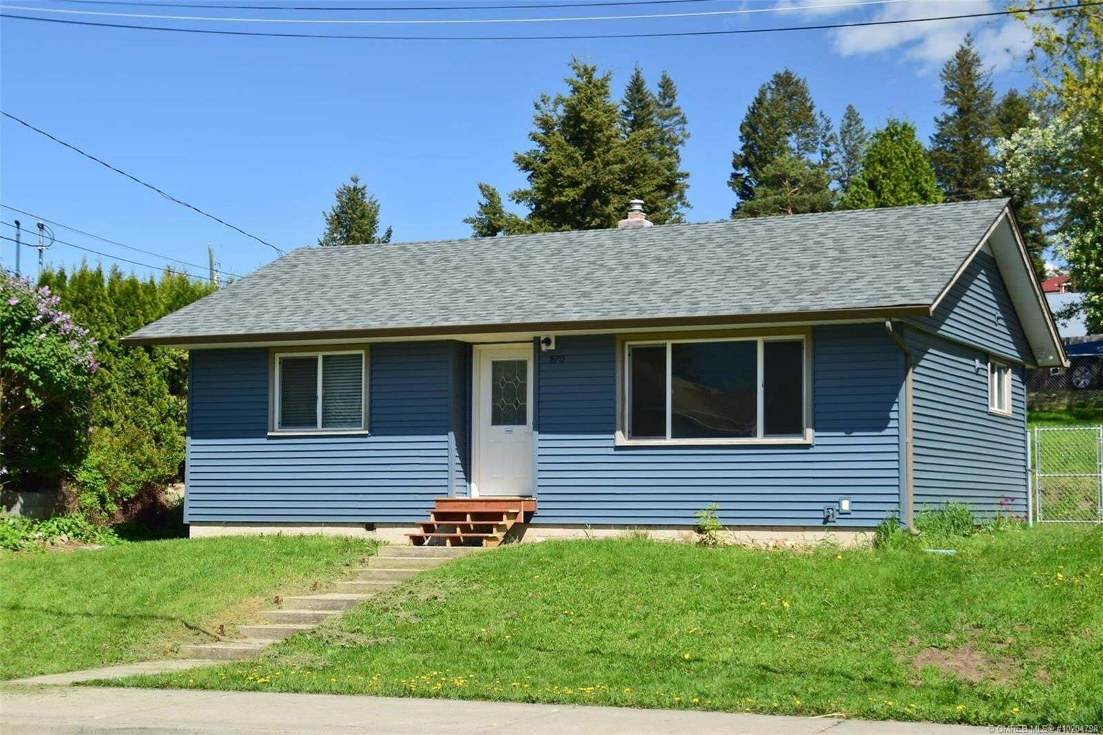 House for sale at 370 6 St Southeast Salmon Arm British Columbia - MLS: 10204798