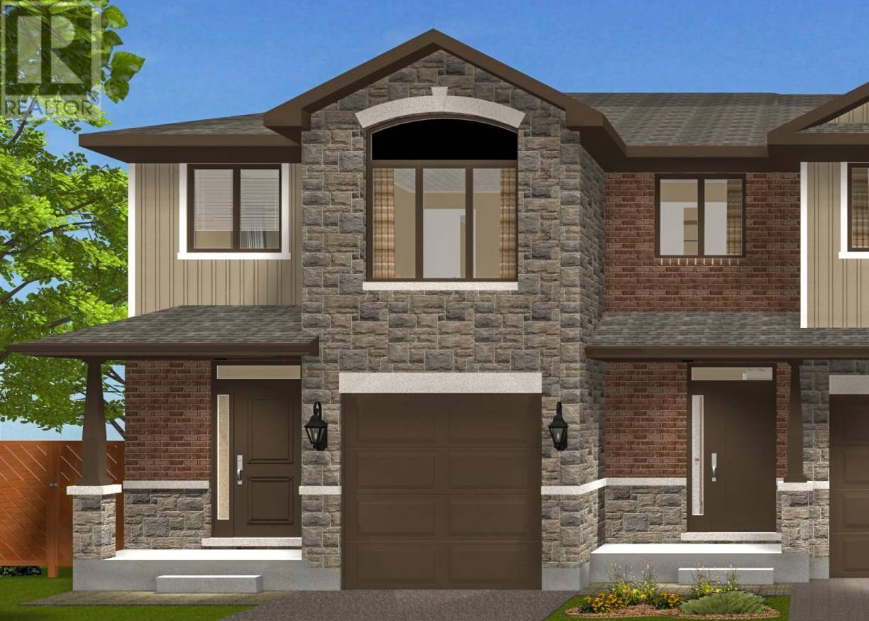 Townhouse for sale at 370 Buckthorn Dr Kingston Ontario - MLS: K20000355
