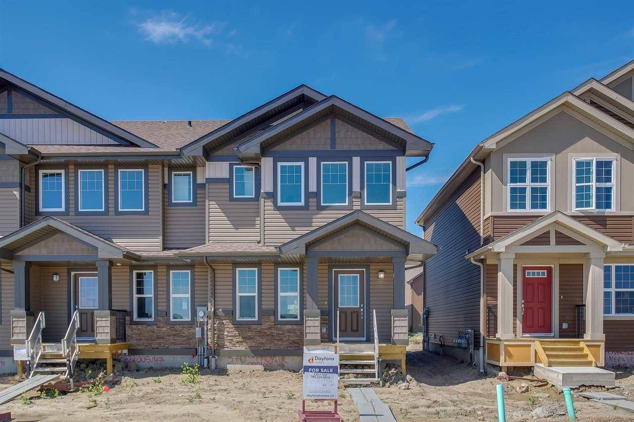 House for sale at 370 Crystallina Nera Dr Nw Edmonton Alberta - MLS: E4166916