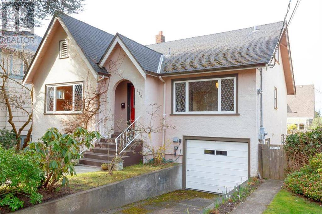 House for sale at 370 Foul Bay Rd Victoria British Columbia - MLS: 422152