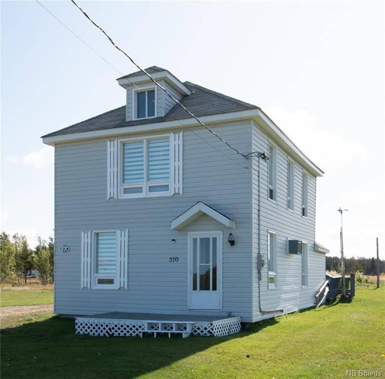 House for sale at 370 St-pierre  Est Caraquet New Brunswick - MLS: NB034695