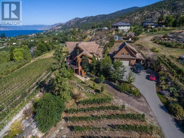 House for sale at 3700 Partridge Rd Naramata British Columbia - MLS: 181129