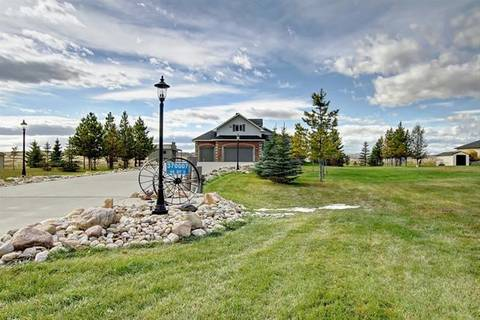House for sale at 370007 48 St East Rural Foothills County Alberta - MLS: C4271877