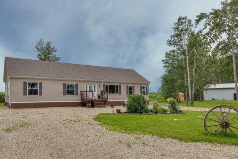 Home for sale at 370040 Range Road 4-0  Rural Clearwater County Alberta - MLS: A1038711