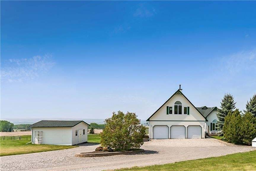 House for sale at 370067 128 St E Gladys Ridge, Rural Foothills M.d. Alberta - MLS: C4296279